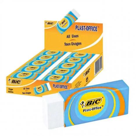 Pack De 5 Gommes BIC Plast-Office - (BU-927867)