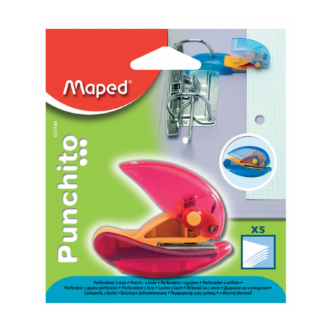 Perforateur MAPED Conpacts punchito (033100)