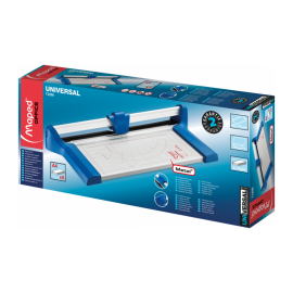 Cisaille MAPED Rogneuse Universal A4 manuel - ( 889210)