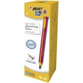 Crayon Noir Bic Kids Box de 12 (3086123342804)