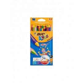 Crayon Coloriage Bic Kids Evolution Circus 12/18 (3086123272064)