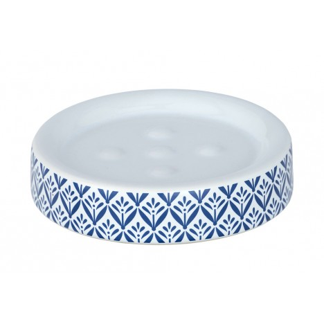 Porte savon WENKO Lorca céramique - (23206100)