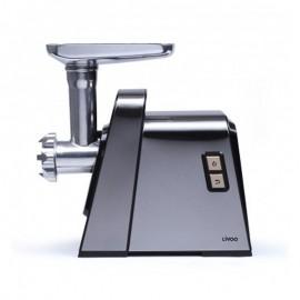 Hachoir à Viande LIVOO Multifonctions - 500 Watt - Noir/Inox (DOP211)