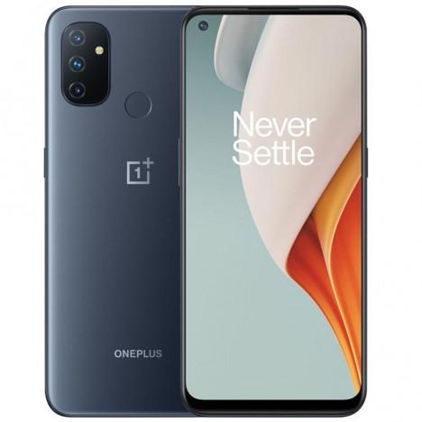 Smartphone OnePlus Nord N100 5G - 4Go - 64Go - Gris (BU-OP-N100-GREY)