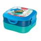 Boîte à Déjeuner MAPED 3en1- Bleu (870703)