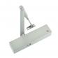 Ferme Porte YALE AZBE 7000 + CV425 Bras STD Net- Argent -(AZ0205)