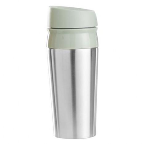 Thermo Mug Day - Avec Bouton de Sécurité - 0,45L - Vert (74035)
