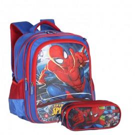 Pack Spider Man Sac à Dos + Trousse (17013-17-PSM)