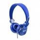 MICRO CASQUE SBOX - Bleu (HS-736BL)