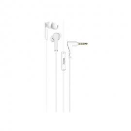 Ecouteur HOCO M72 MP3 avec Micro - Blanc (M72-WH)