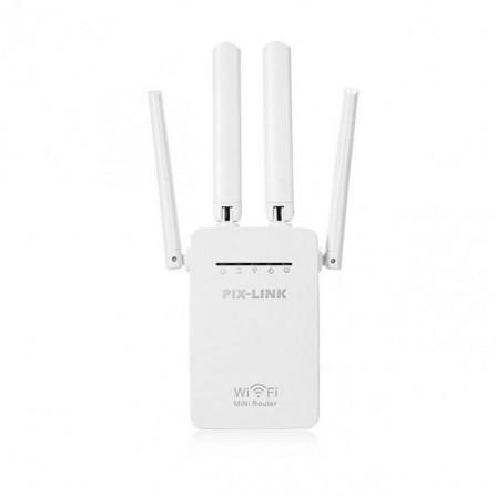 Routeur PIX-LINK Sans Fil Amplificateur De Portée Wifi (LV-WR09)