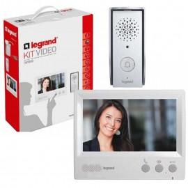Kit Vidéophone LEGRAND 369580 7″ - 4 fils (LG-369580)