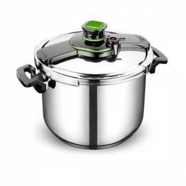 Cocotte KORKMAZ Tessa Pressure Cooker - 7 Litres - Inox (A153-05)