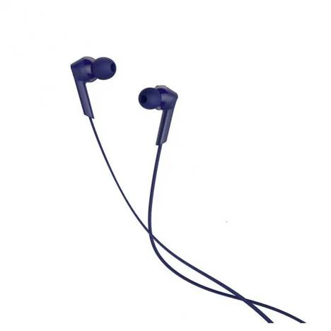 Ecouteur Hoco avec Micro M72 - Bleu (M72-BL)