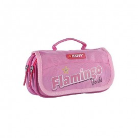 Trousse Happy Flamingo P019-R