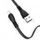 Câble Hoco X40 fast 3A pour Micro 1m - Noir (X40-MBK)