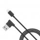 Câble Iphone Hoco UPL11 3A 1m - Noir (UPL-IBK)