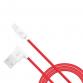 Câble Iphone Hoco UPL11 3A 1m - Rouge (UPL-IRD)