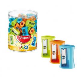 Taille Crayon MAPED Plast Vivo - 1 Trou (506300)
