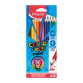 Crayon MAPED Couleur de 12/18 - Strong (862712)
