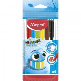 copy of Gomme MAPED ESSENTIAL SOFT - Coloris Assortis (112921)