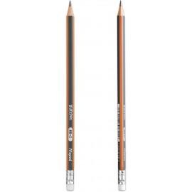 Pot 72 Crayons à Papier MAPED GRAPHITE - avec Gomme (851759)