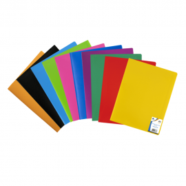 Porte Documents OfficePlast 200 Vues Assortis-1500009V200C1