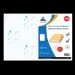 Paquet de 10 PcsFeuilles Couvre livre Adhésif + Etiquettes de noms Gratuites - 200309C6