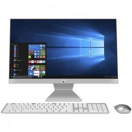PC de Bureau All-in-One Asus Vivo AIO Tactile - i7 10è Gén/8 Go - Blanc (V241EAT-WA026T)