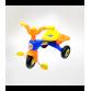Tricycle Love Puk Rodeo - Orange & Bleu (T227)