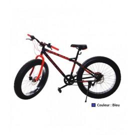 """Bicyclette RODEO Fat Bike Mirage 24"""" - Bleu (6024 FB)"""