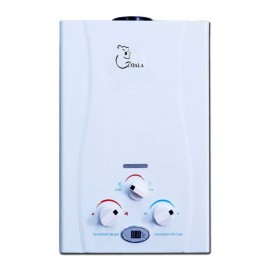 Chauffe Bain COALA Gaz Bouteille 6 Litres - Blanc (CB6/GPL)