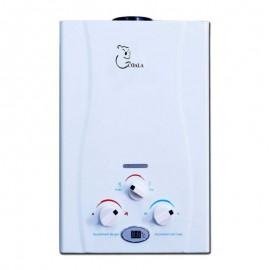 Chauffe Bain COALA Gaz Bouteille 6 Litres - Blanc (CB6LGB)