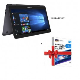 """Pc Portable Asus ZenBook Flip  I7-11é, 16Go, écran 13.3"""" Full-HD Tactile -réf :UX363EA-HP048T"""