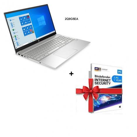 Pc Portable HP 15-DW3008NK I5 11Gen 8GO 1TO W10 - (2Q9G5EA)