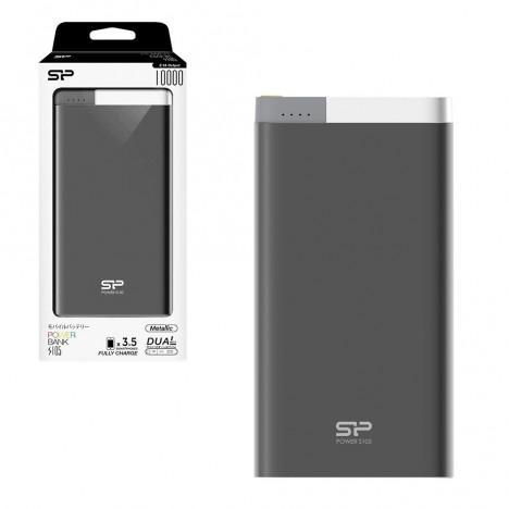 Power Bank SILICON S105 10000 MAH - Noir (SP10KMAPBK105P0K)