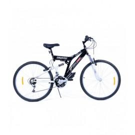 "Bicyclette PRADO - VTT BLACK DAWN 26"" Noir (9026 D)"