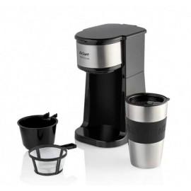 Machine à Café Filtre Personnelle ARZUM 750 Watt - Noir (AR3058)