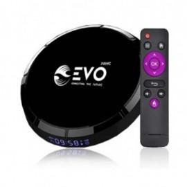 Box TV Android EVO Prime- 4K - 8K - UHD (EVO-Prime)