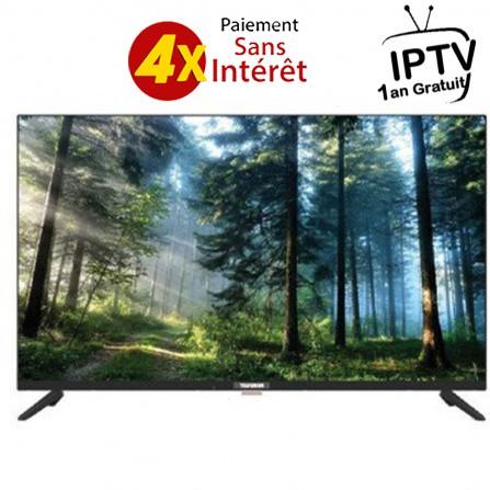 Téléviseur TELEFUNKEN TV32'' HD + Recepteur (TV32D2) + Abon IPTV 1An