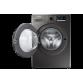 Machine à Laver SAMSUNG 8 Kg Eco-Bubble - Gris (WW80TA046AX)