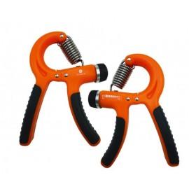 Pinces de Musculation Ajustables X2 SVELTUS (5301)