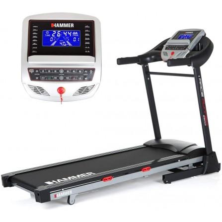 Tapis Roulant HAMMER Race Runner 2200I - 22 Km/h (4336)