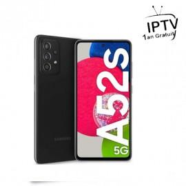Samsung A52s 5G Noir (SM-A52S-128-BLACK)