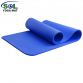Tapis Fitness 1.80m*0.60m*10mm - Bleu (NBR-MAT-BLEU)