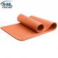 Tapis Fitness 1.80m*0.60m*10mm - Orange (NBR-MAT-ORANGE)