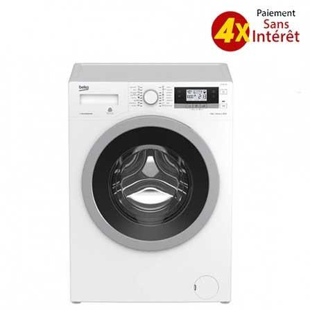 Machine à laver automatique BEKO 8 KG / Blanc