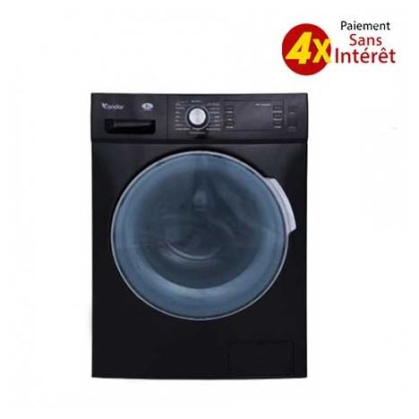 CONDOR Machine à laver frontale 10,5KG Neo Inverter Noir