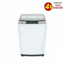 Machine à Laver CONDOR 10.5 Kg Top - Blanc (WL10-MS35W)