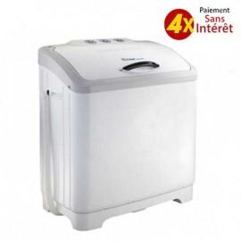 Machine à Laver UNIONAIRE Semi-Automatique 13 Kg - Blanc (UW120T)